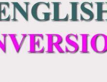 Đảo ngữ trong tiếng Anh