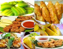 Từ vựng tiếng Anh chủ đề món ăn và đồ ăn_p2
