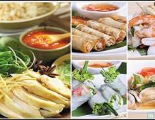 Từ vựng tiếng Anh chủ đề món ăn và đồ ăn_p3