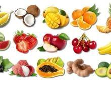Từ vựng tiếng Anh chủ đề các loại trái cây_p2