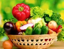 Bài tập từ vựng tiếng Anh: Các loại rau củ quả