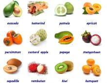 Từ vựng tiếng Anh chủ đề về các loại rau củ quả_p2