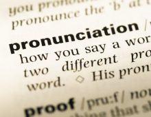 3 Lỗi phát âm mà người Việt thường mắc phải
