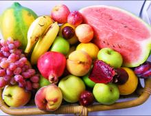 Hình ảnh tiếng Anh chủ đề các loại quả cho bé_p1