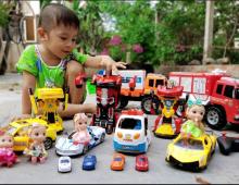 Từ vựng tiếng Anh chủ đề đồ chơi cho trẻ