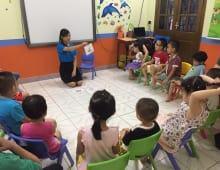 Phương pháp dạy Tiếng Anh cho Trẻ em: Phương pháp MAT (Model-Action-Talk)