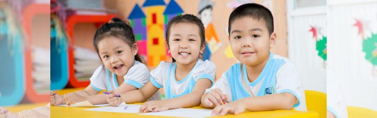 Chọn chương trình mẫu giáo phù hợp cho bé