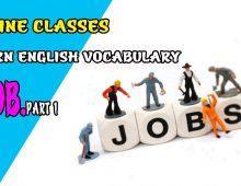 Từ vựng nghề nghiệp phổ biến bằng tiếng Anh