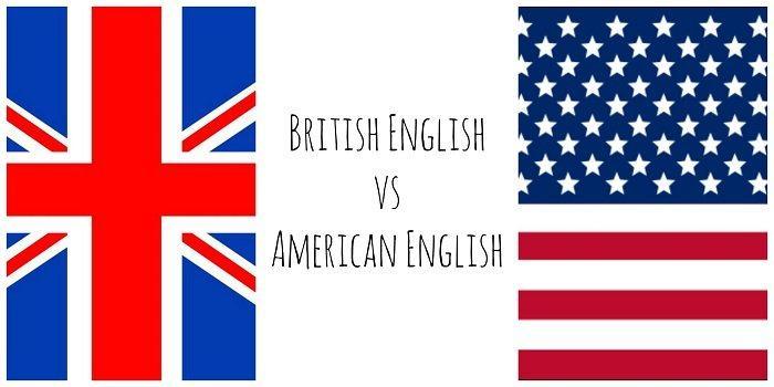 Sự khác biệt giữa tiếng Anh-Anh và Anh-Mỹ